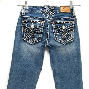 LA Idol - Jeans - Size 5 - Capri Women's